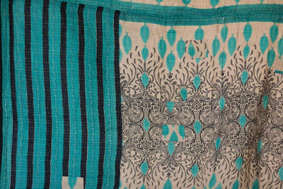 Prevail No. 1 Kantha Large Throw