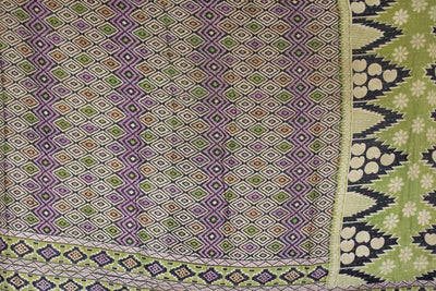 Prevail No. 9 Kantha Large Throw