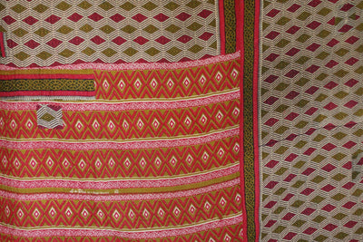 Breakthrough No. 4 Kantha Large Throw