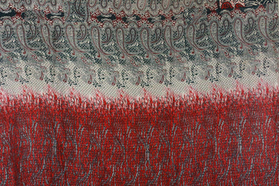Breakthrough No. 12 Kantha Large Throw