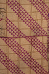 Together No. 10 Kantha Large Throw