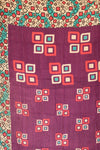 Extraordinary Kantha Throw