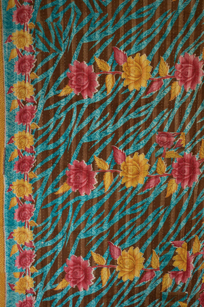 Encompass Kantha Throw