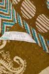 Slow Kantha Throw