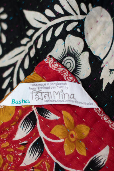 Aim Kantha Throw