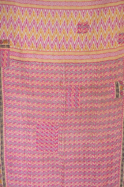 Columbia Kantha Throw