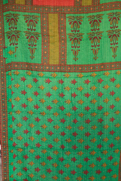 Build Kantha Throw