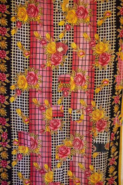 More Kantha Throw