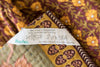 Sun Kantha Throw