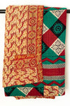 Regal Kantha Throw
