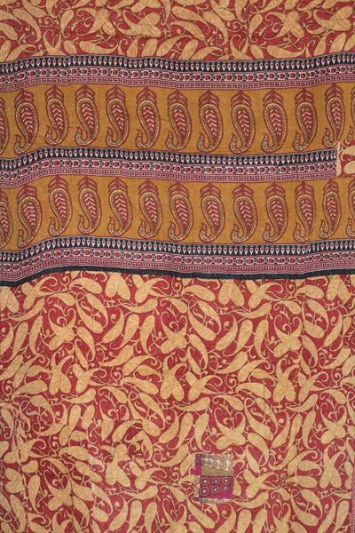 Presence Kantha Throw