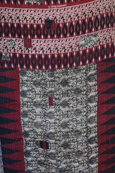 Firm Kantha Throw
