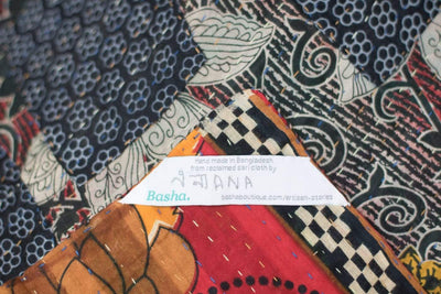 Fixed Kantha Throw