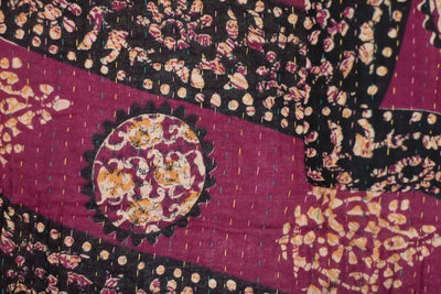 Shelter Kantha Throw