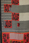 Parade Kantha Throw