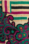 Gather Kantha Throw
