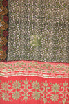 Breathe Kantha Throw