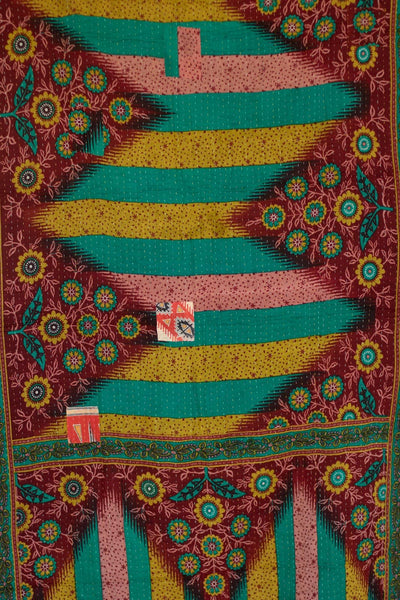 Hibernate Kantha Throw