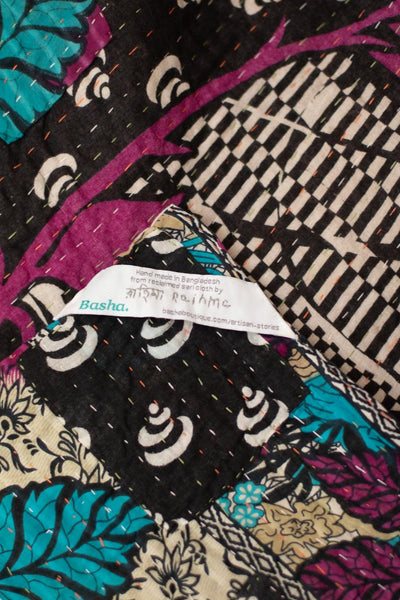 Slumber Kantha Throw