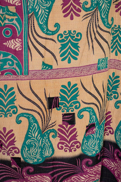 Expand No. 10 Kantha Large Throw