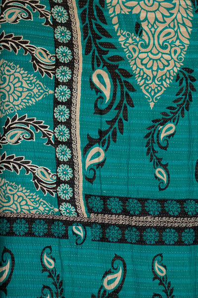 Resolve No. 7 Kantha Large Throw