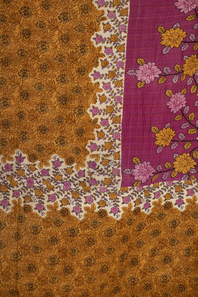 Admire No. 10 Kantha Large Throw