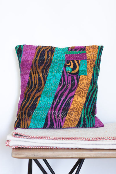 1 kantha throw pillow cover dignify 1