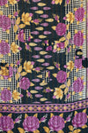 Vibrant Kantha Throw