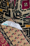 Powerful Kantha Throw