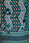 Stable Kantha Throw