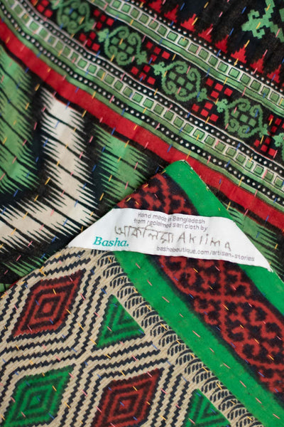 Magical no. 1 Kantha Holiday Mini