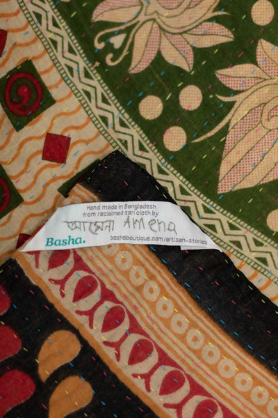 Magical no. 4 Kantha Holiday Mini