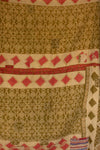 Holiday no. 6 Kantha Large Throw