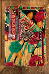 Holiday no. 4 Kantha Large Throw