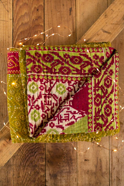 Magical no. 2 Kantha Holiday Mini
