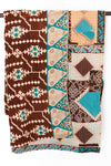 Tender No. 7 Kantha Large Throw