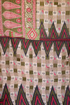 Devoted No. 3 Kantha Large Throw
