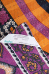 Devoted No. 4 Kantha Large Throw