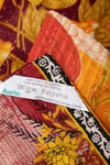 Fearless No. 15 Kantha Large Throw