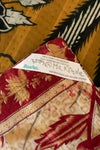 Fearless No. 6 Kantha Large Throw
