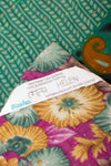 Treasure no. 1 Kantha Mini Blanket