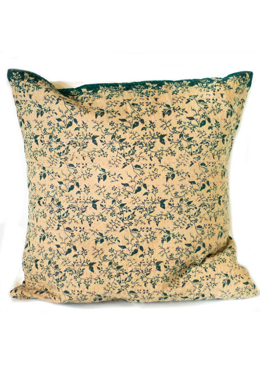 Beauty no. 6 Kantha Pillow Cover