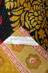 Contemplative Kantha Throw