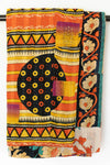 Profound Kantha Throw