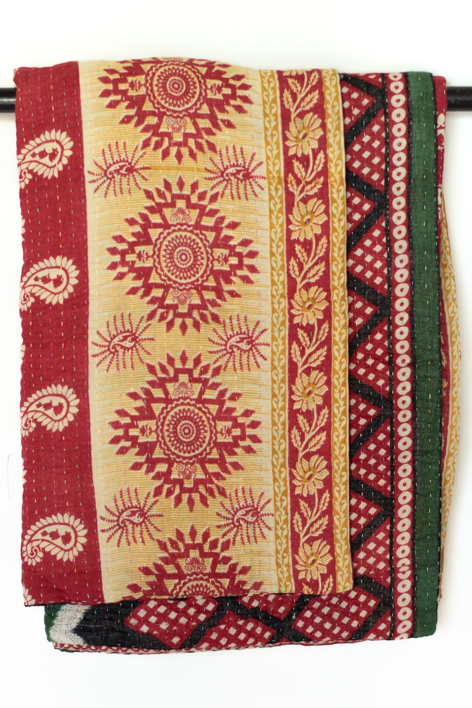 Aspect Kantha Throw