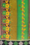 Perspective Kantha Throw