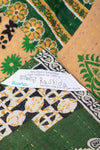 Create Kantha Throw