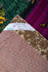 Elate No. 10 Kantha Large Throw