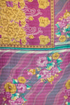 Lovely No. 10 Kantha Large Throw