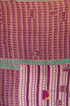 Harmony No. 13 Kantha Large Throw